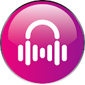 ♫ Luziid Music Player - Mp3 player and mp3 cutter icon