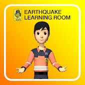 Earthquake learning room
