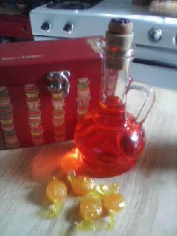 Homeade Butterscotch Shnapps
