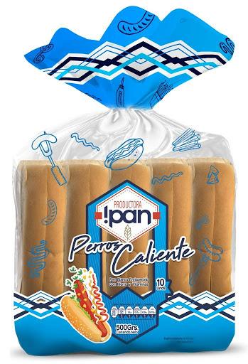 pan ipan perro caliente 500gr