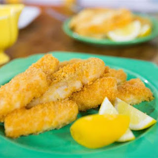 Baked Fish With Ritz Crackers Recipes.