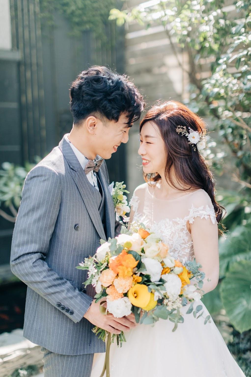 中山招待所 婚禮 / STACY + BARRY WEDDING / 美式婚攝 -小型婚禮派對