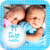 Baby Frames Month By Month
