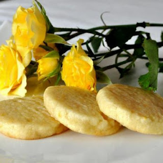 Lemon Sunshine Cookies.