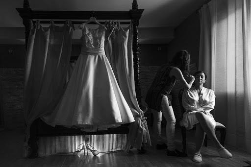 Wedding photographer Eliseo Regidor (EliseoRegidor). Photo of 16.12.2015
