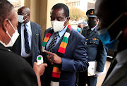 The US state department said Zanu-PF, under the leadership of Zimbabwean President Emmerson Mnangagwa, was using the Covid-19 pandemic as a tool of repression. File photo.
