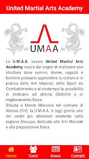 UMAA - náhled