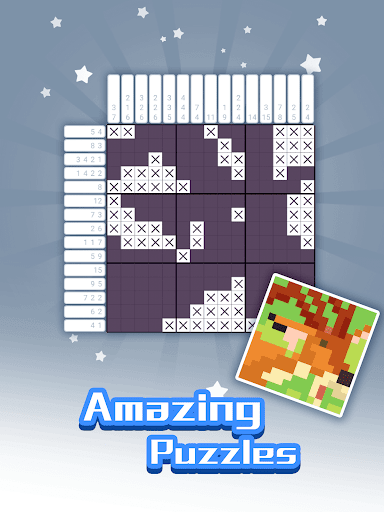 Nonogram-Logic Picture Cross & Picross Puzzles 1.0.3 screenshots 10