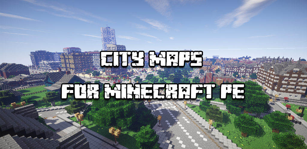 Download City maps for Minecraft PE by Cool mcpe maps APK ...