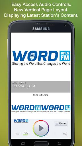 101.5 WORD FM