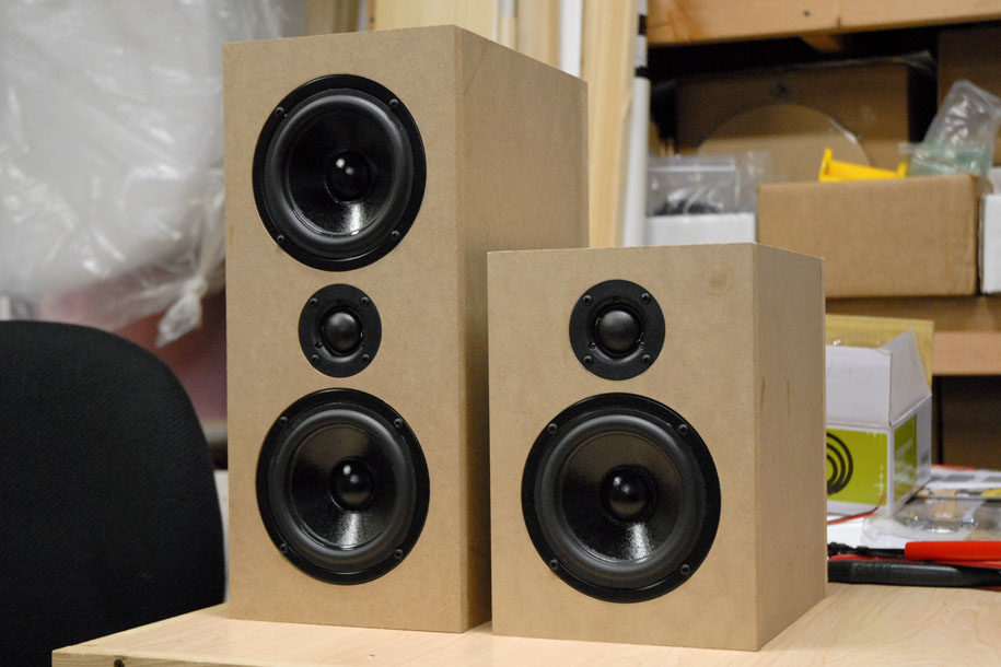 Project NEXUS    A timbre matched family of Hi-Fi/HT
