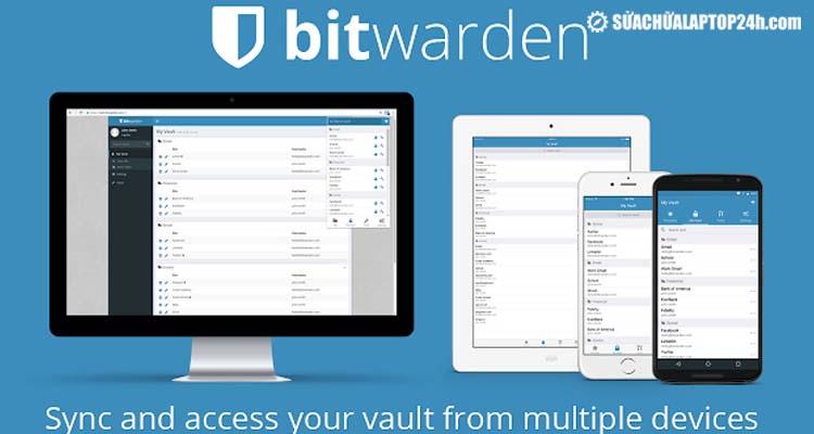 Trình quản lý mật khẩu Bitwarden