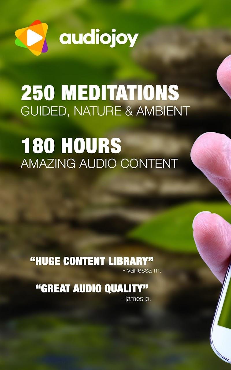 1000 Nature Sleep Relax Sounds Screenshot 5