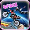 Xtreme Space Stunt Bike APK