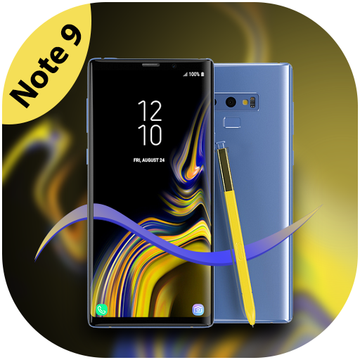 Themes for Samsung galaxy Note 9: Wallpaper Note 9