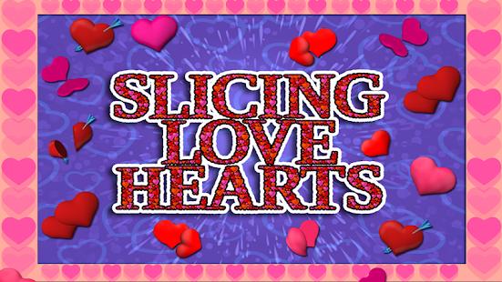 Krájení lásky srdce - náhled