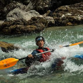 Soča raider by Iztok Urh - Sports & Fitness Watersports