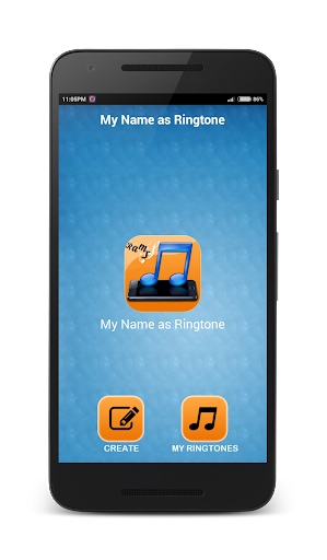 My Name as Ringtone