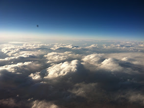 Photo: clouds over texas...