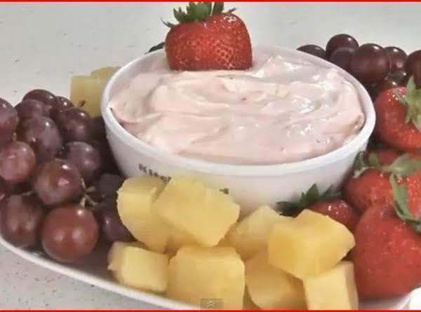1 Easy Fruit Dip