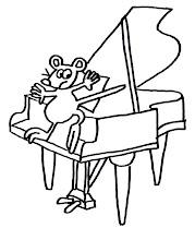 Photo: IL TOPO SALTA SUL PIANO