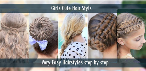 Hairstyle Tutorials For Girls Layered Hairstyles Apps On Google Play