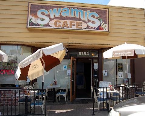 Swami S Cafe La Mesa Restaurant Review Zagat