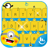 Happy Banana Keyboard Theme