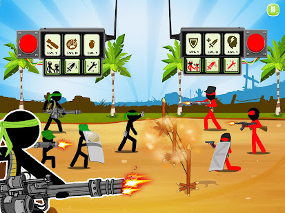 Game Stickman Army : Team Battle APK for Windows Phone