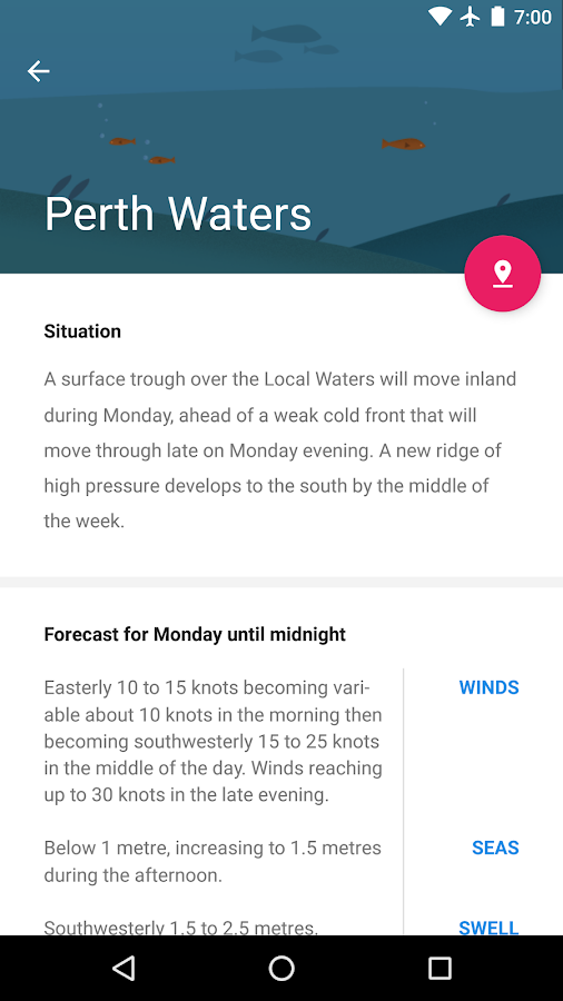 Aus Weather Australia- screenshot