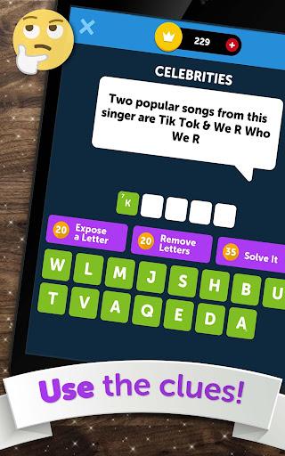 Crossword Quiz - Crossword Puzzle Word Game! apkmr screenshots 13