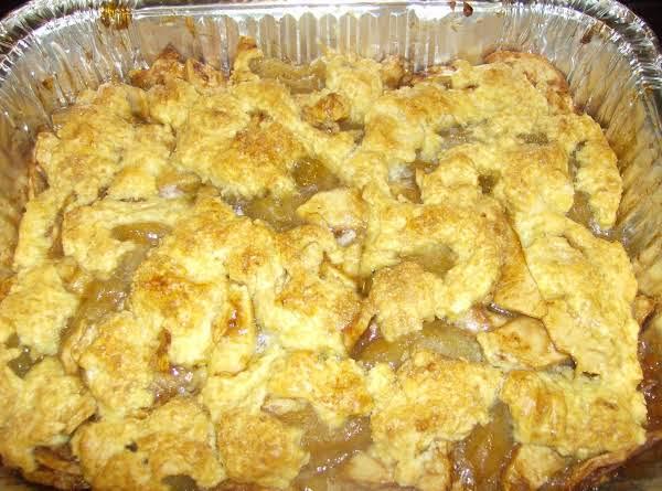 Apple Cobbler A La Rose Mary Recipe