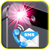 Flash Alerts on Call & SMS Pro