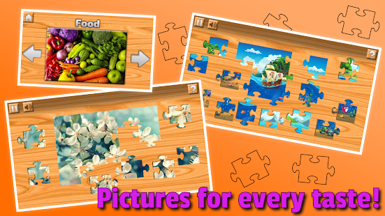 Puzzle: Collect the Picture - náhled