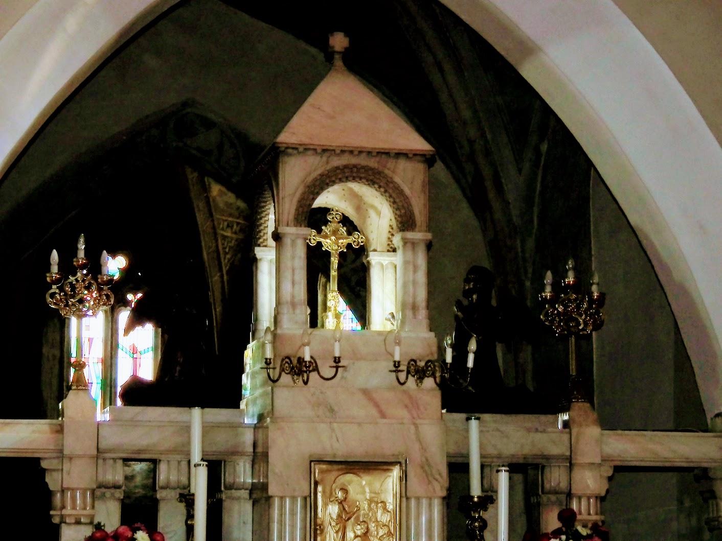 Murska Sobota (Muraszombat) - Stolna cerkev sv. Nikolaja (Szent Miklós székesegyház, templobelső)