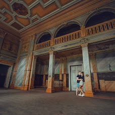 Wedding photographer Nikita Kuskov (Nikitakuskov). Photo of 11.11.2017