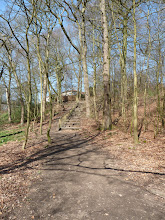 Photo: Steeps up to High Bank Lane. Northcliffe Wood Shipley