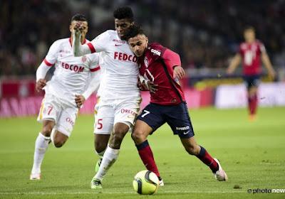 Ligue 1 : Monaco vient à bout de Lille dans les derniers instants