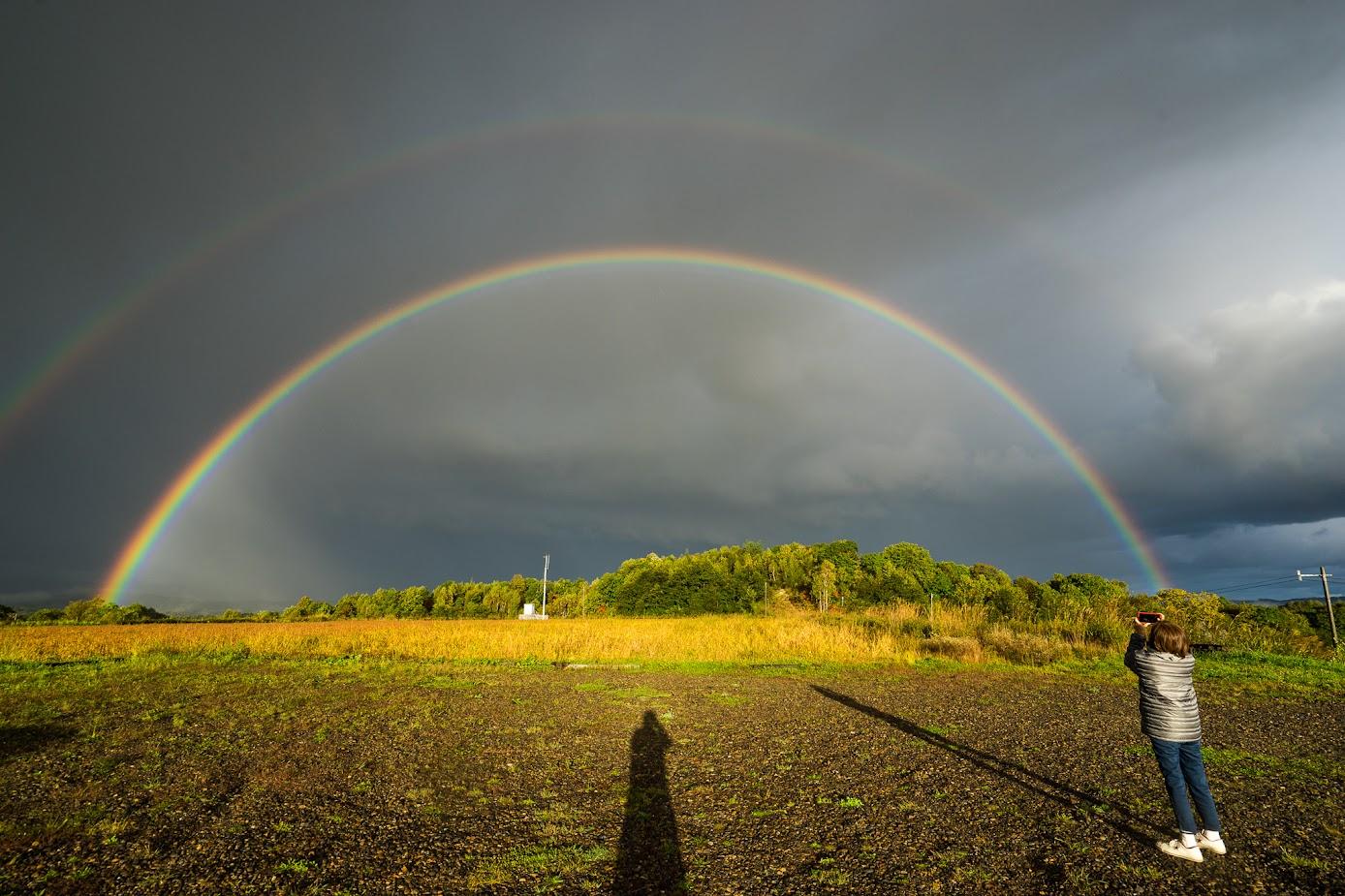 雨と光の饗宴