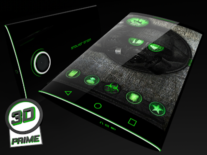 Stalker Green - Next Theme- screenshot thumbnail