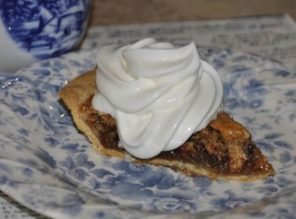 Pecan-chocolate Chip Pie Recipe