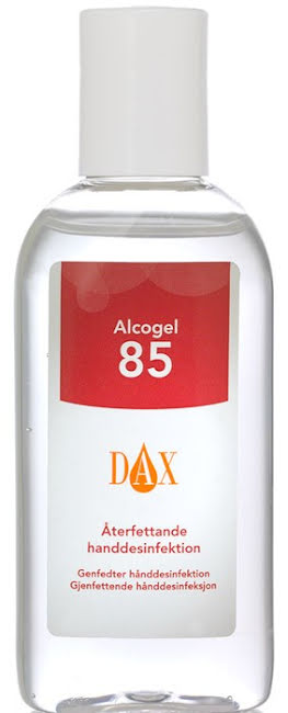 Handsprit DAX ALCOGEL 85 75ML