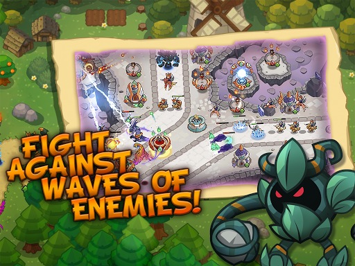 Realm Defense: Epic Tower Defense Strategy Game screenshot 20