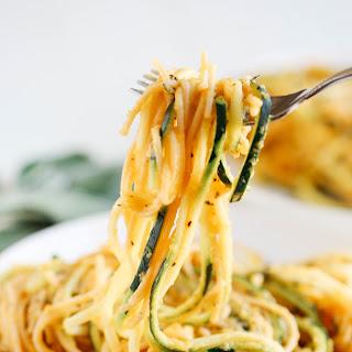 Vegan Zucchini Noodle Recipes