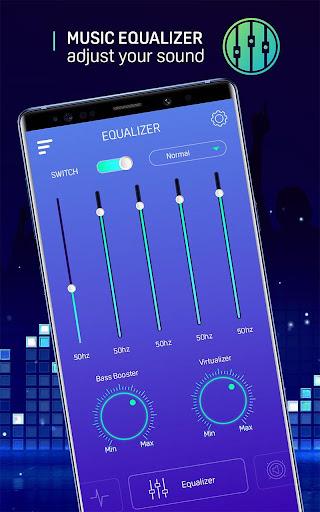 Volume Up 2019 - Sound Equalizer - Volume Booster 1.0.3 screenshots 2