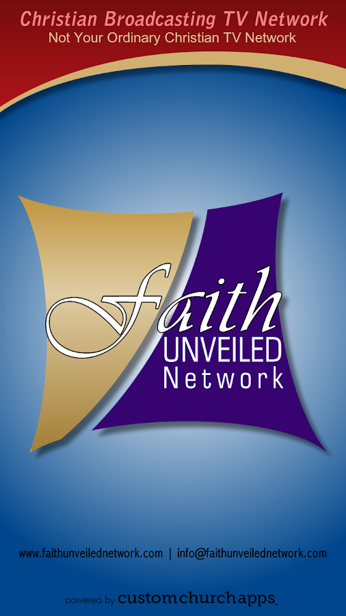 Faith Unveiled Network- screenshot