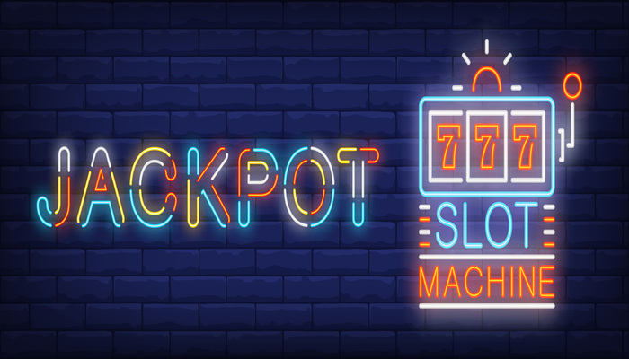 Slot machine casino game