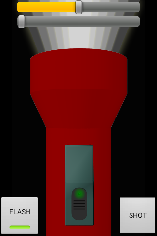 Light LED - Flashlight