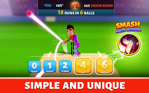 Hitwicketu2122 Superstars: Cricket Strategy Game apkmr screenshots 8
