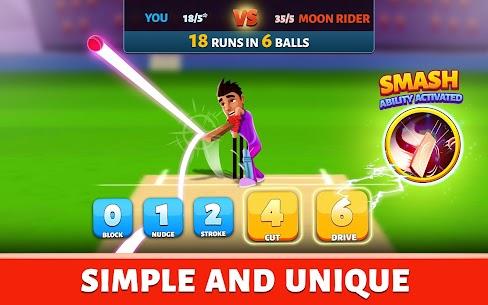 Hitwicket Superstars MOD APK 3.5.2 [Easy Wins] Cricket Strategy 8